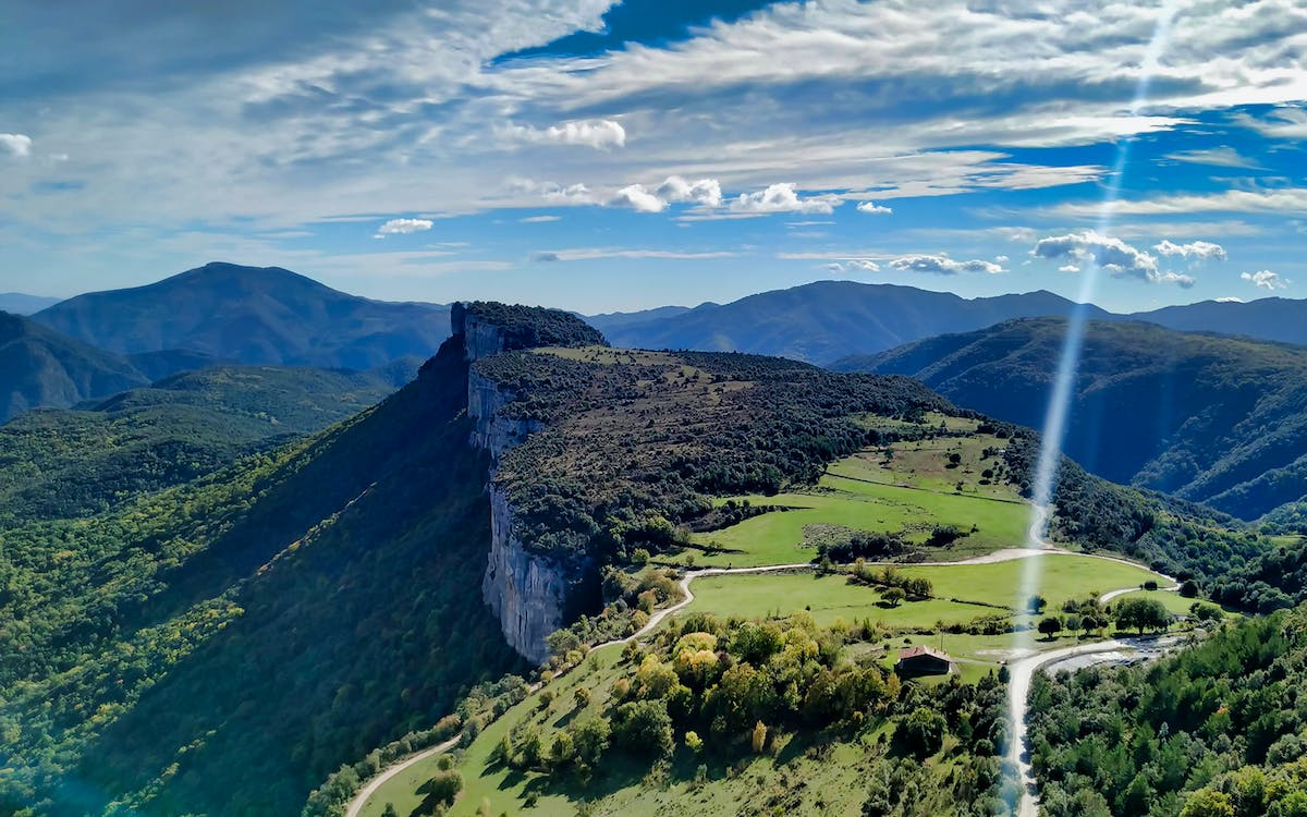 rural catalonia hiking and rupit medieval town experience-0