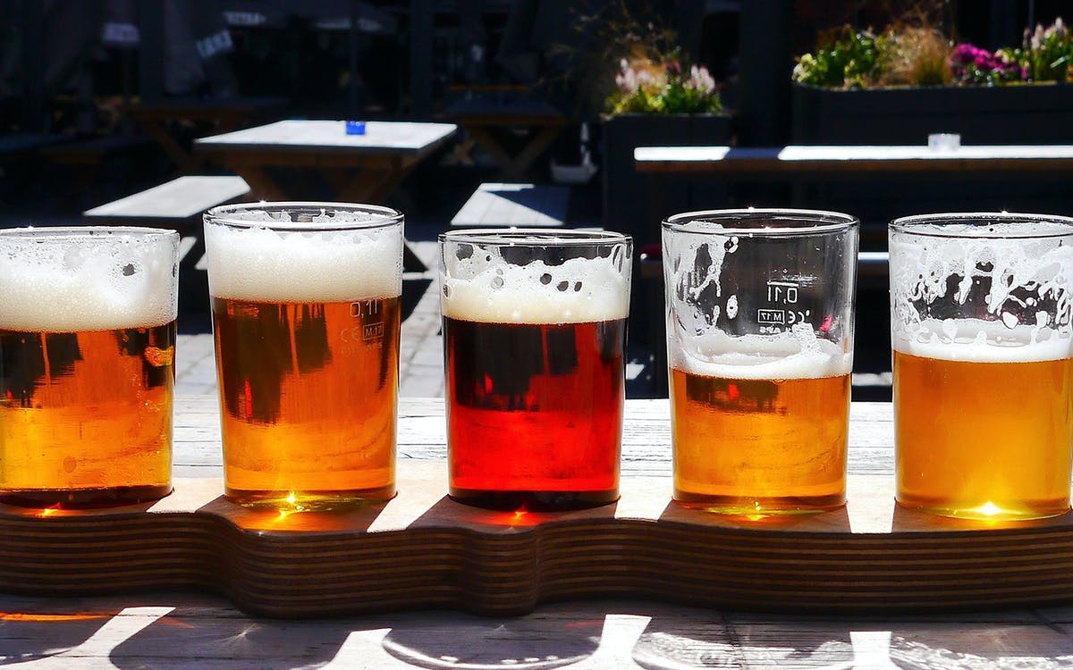 brewery tour with lunch and beer tasting-0