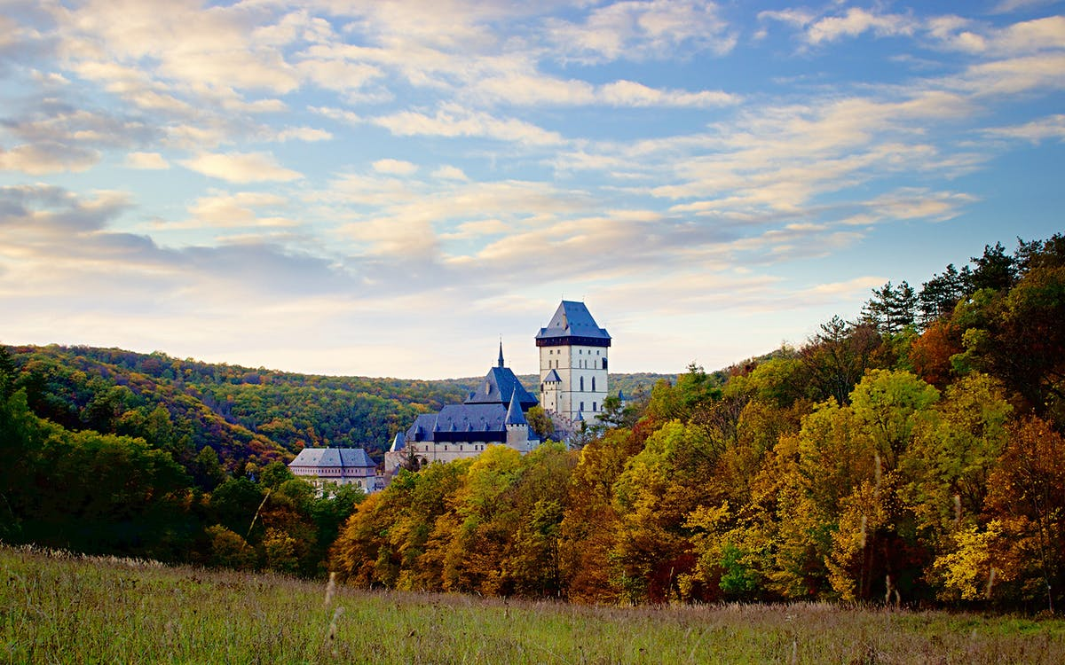 half-day trip to castle karlštejn - czech gothic treasure tour-0
