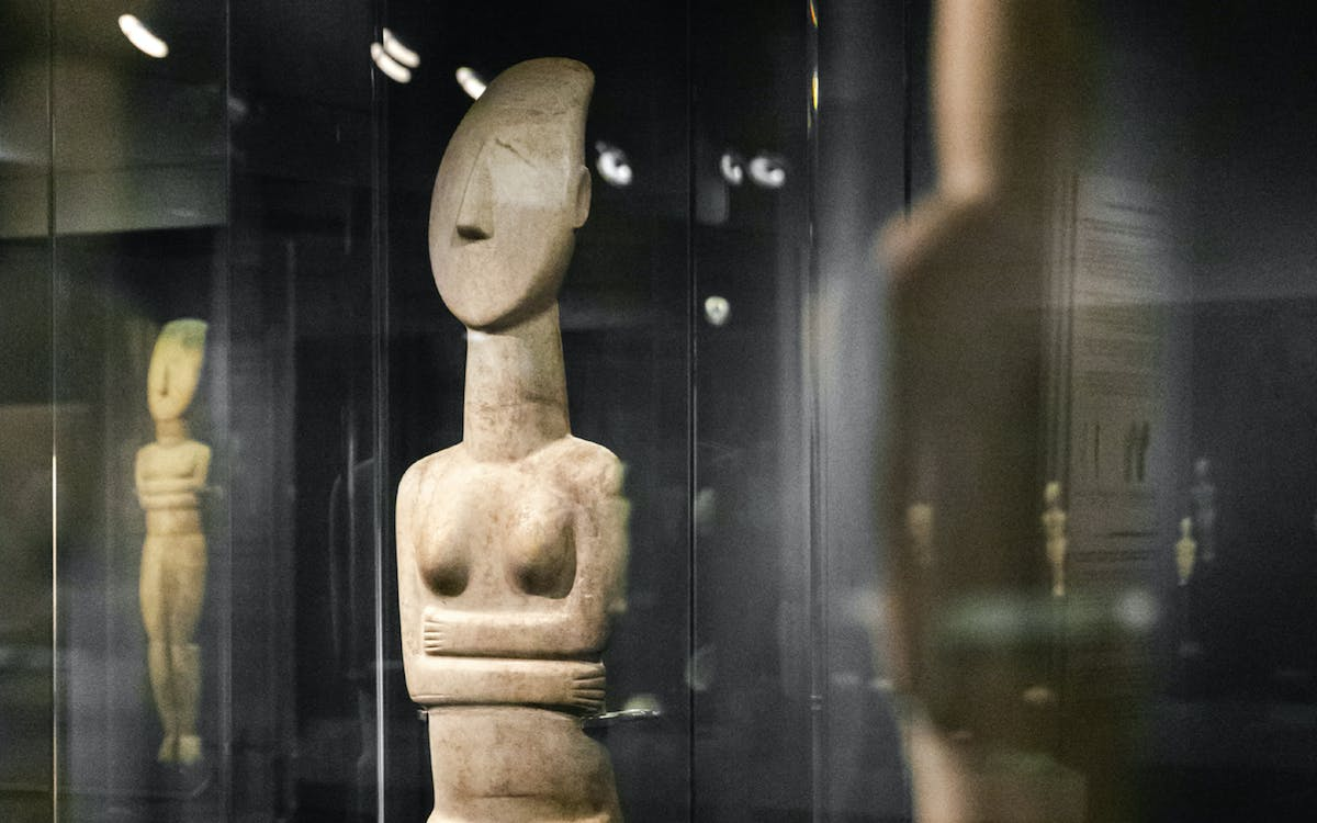 athens museum of cycladic art admission ticket-0