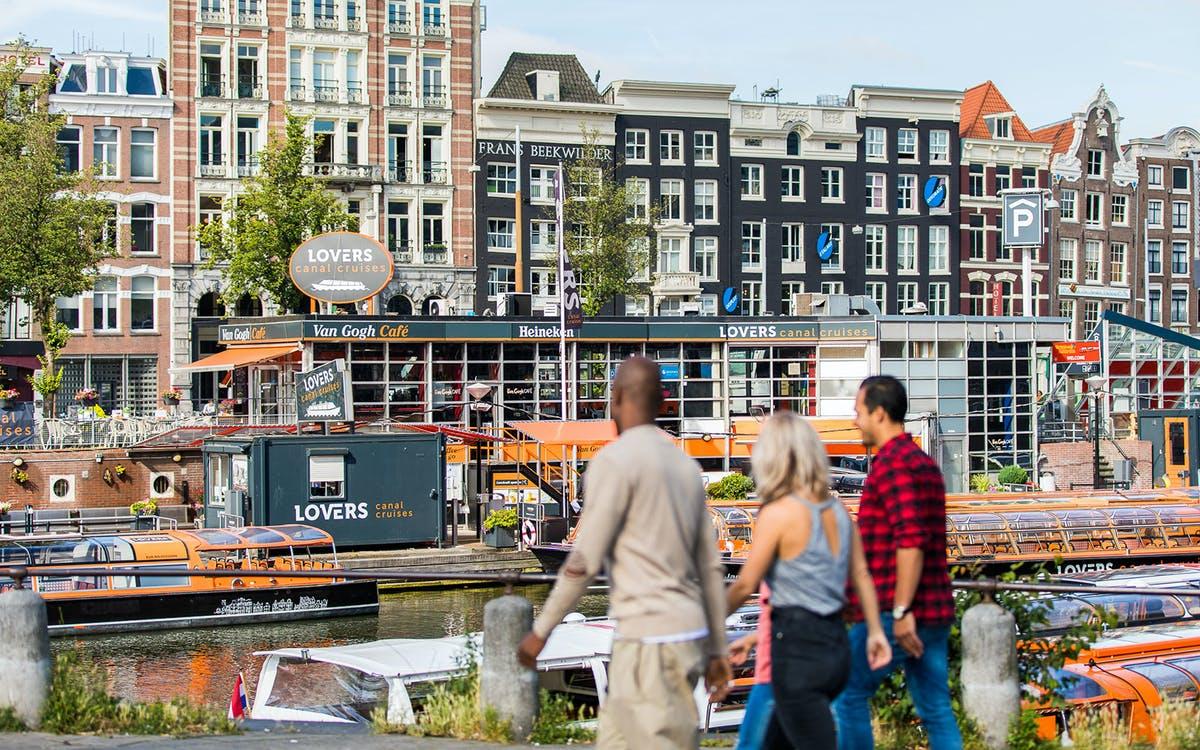 splashtours amsterdam: bus tour and canal cruise-0