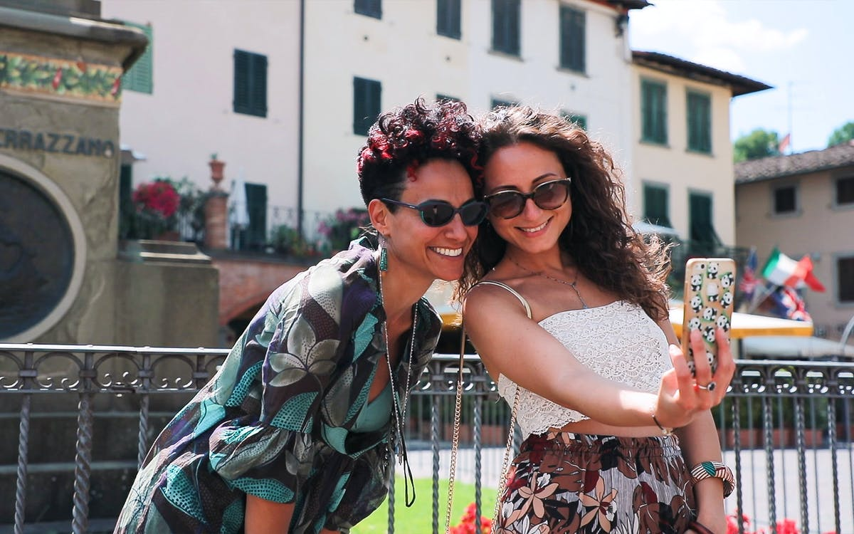 chianti tour experience by minivan with two wine tastings in typical wineries-0