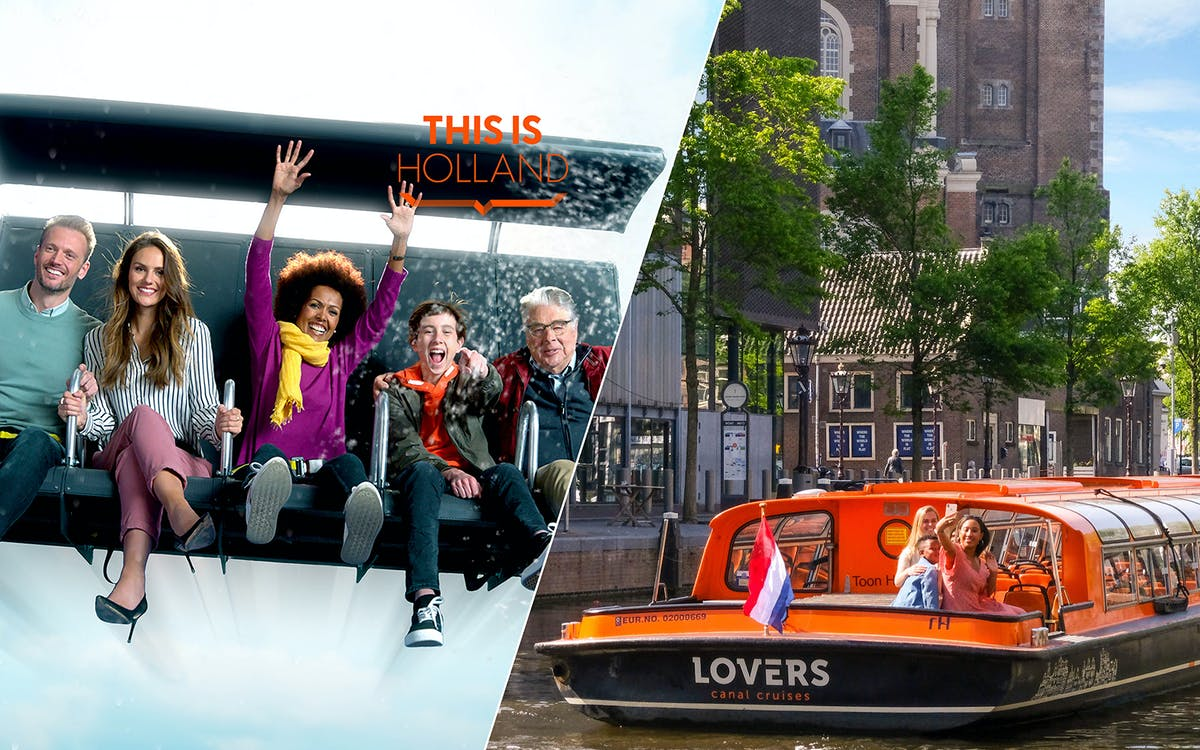 saver combo - this is holland tickets with amsterdam canal cruise-0