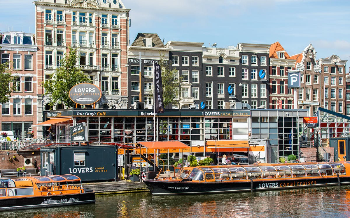 nemo science museum and 1-hour amsterdam canal cruise-0