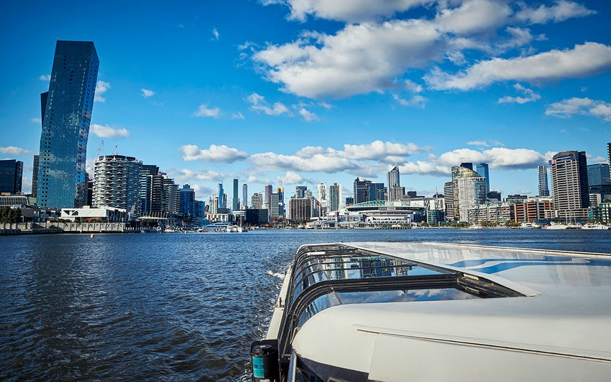 melbourne city to williamstown one-way ferry-0