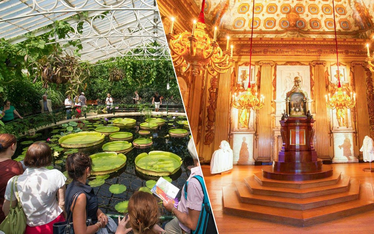 kew gardens & palace + kensington palace-0