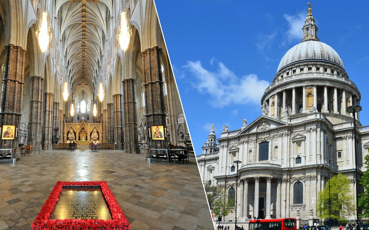 westminster abbey and st pauls cathedral-0