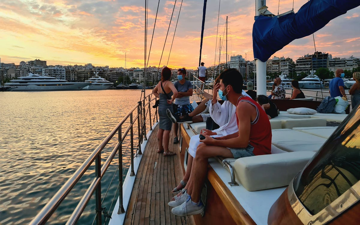 day cruise from athens to agistri, moni & aegina with mediterranean-greek lunch-0