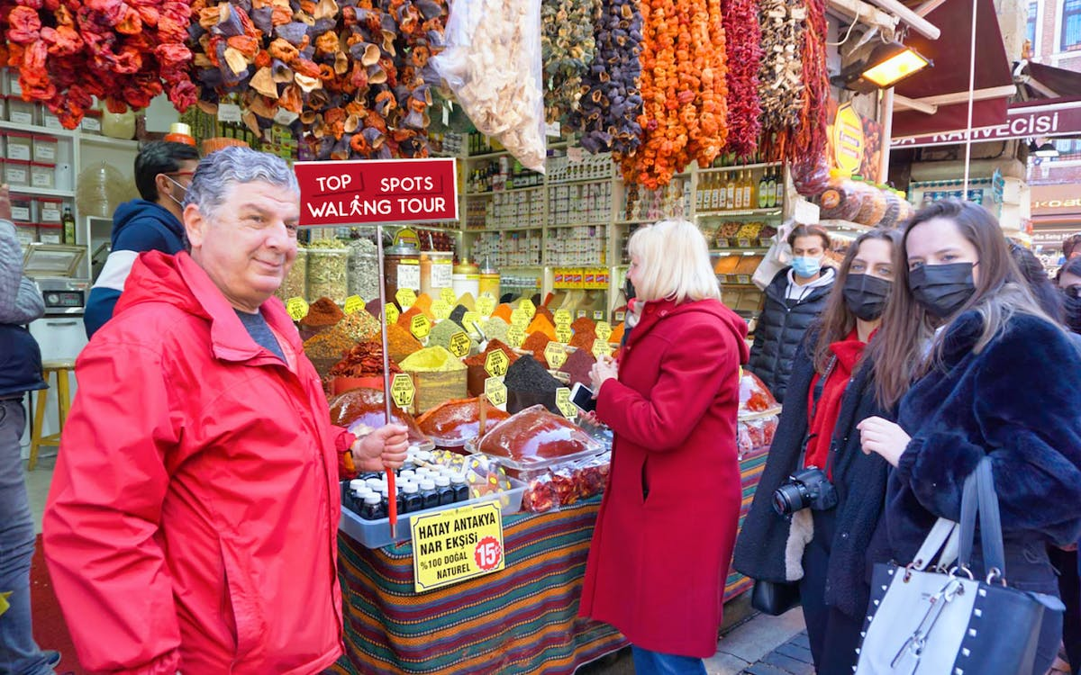 tops spots walking tour between old city and taksim-0