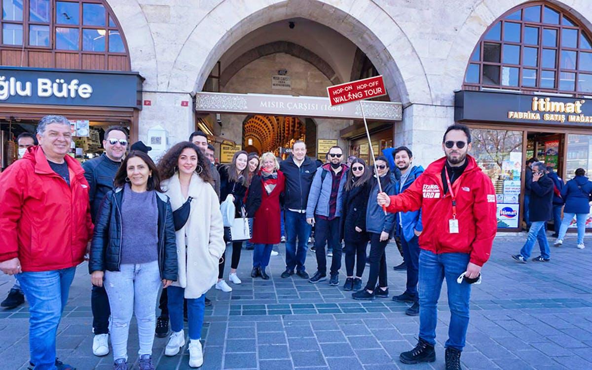 walking tour at taksim, galata tower and dervish lodge-0