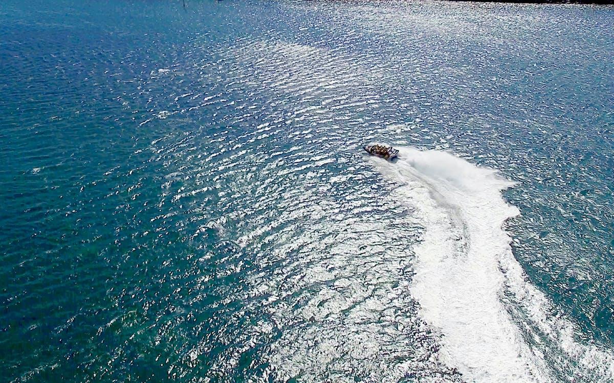 55 min premium jetboat & hot air balloon gold coast-0