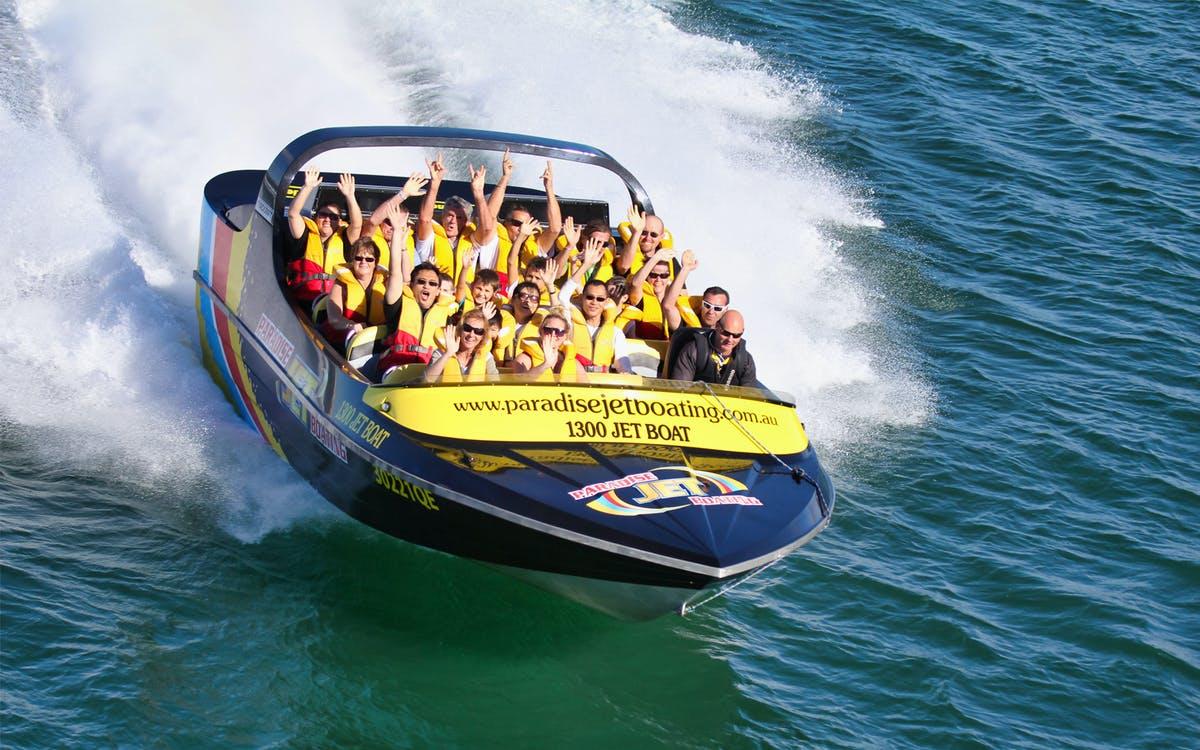 jet boating & jet ski safari combo for 2-0