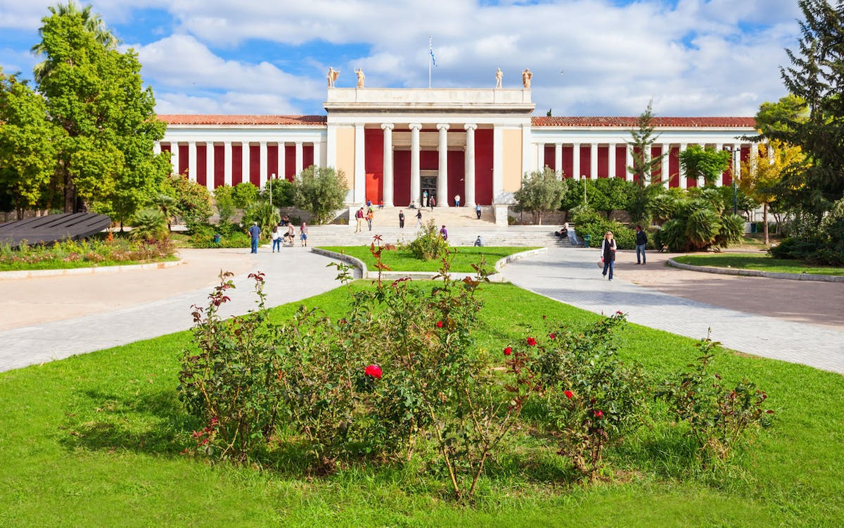 national archaeological museum: skip-the-line e-ticket with audio tour-0