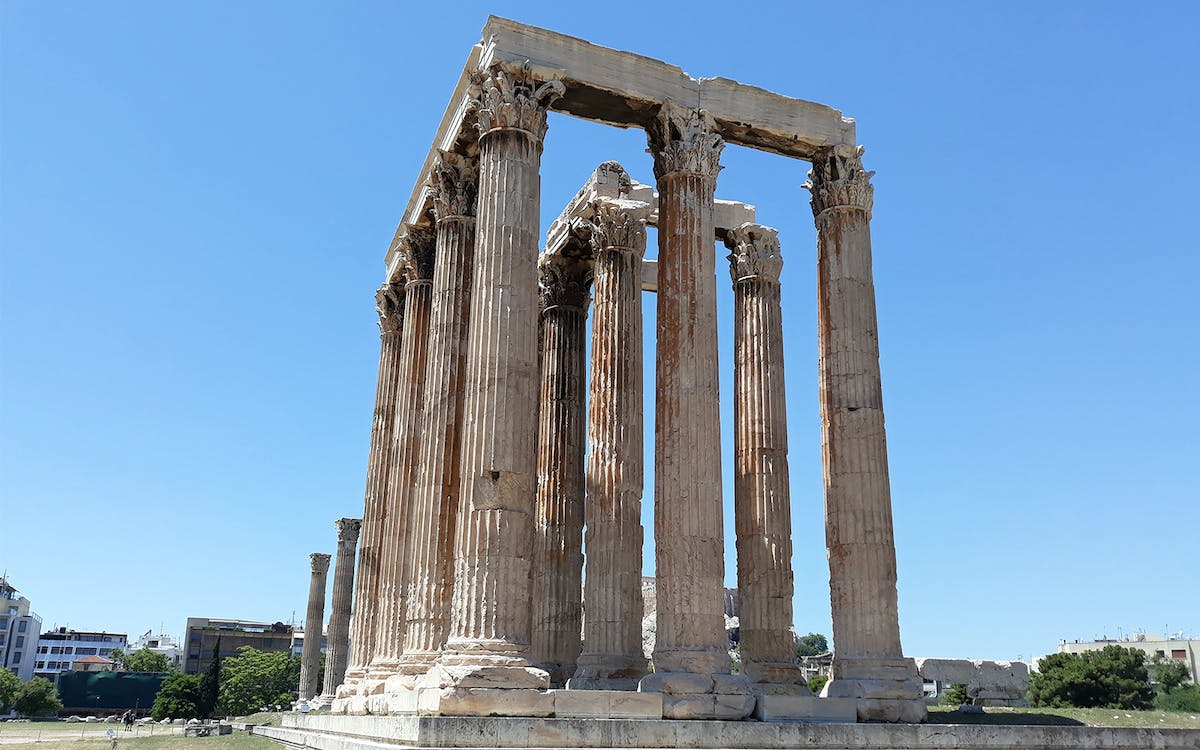 temple of olympian zeus skip-the-line ticket and audio tour-0