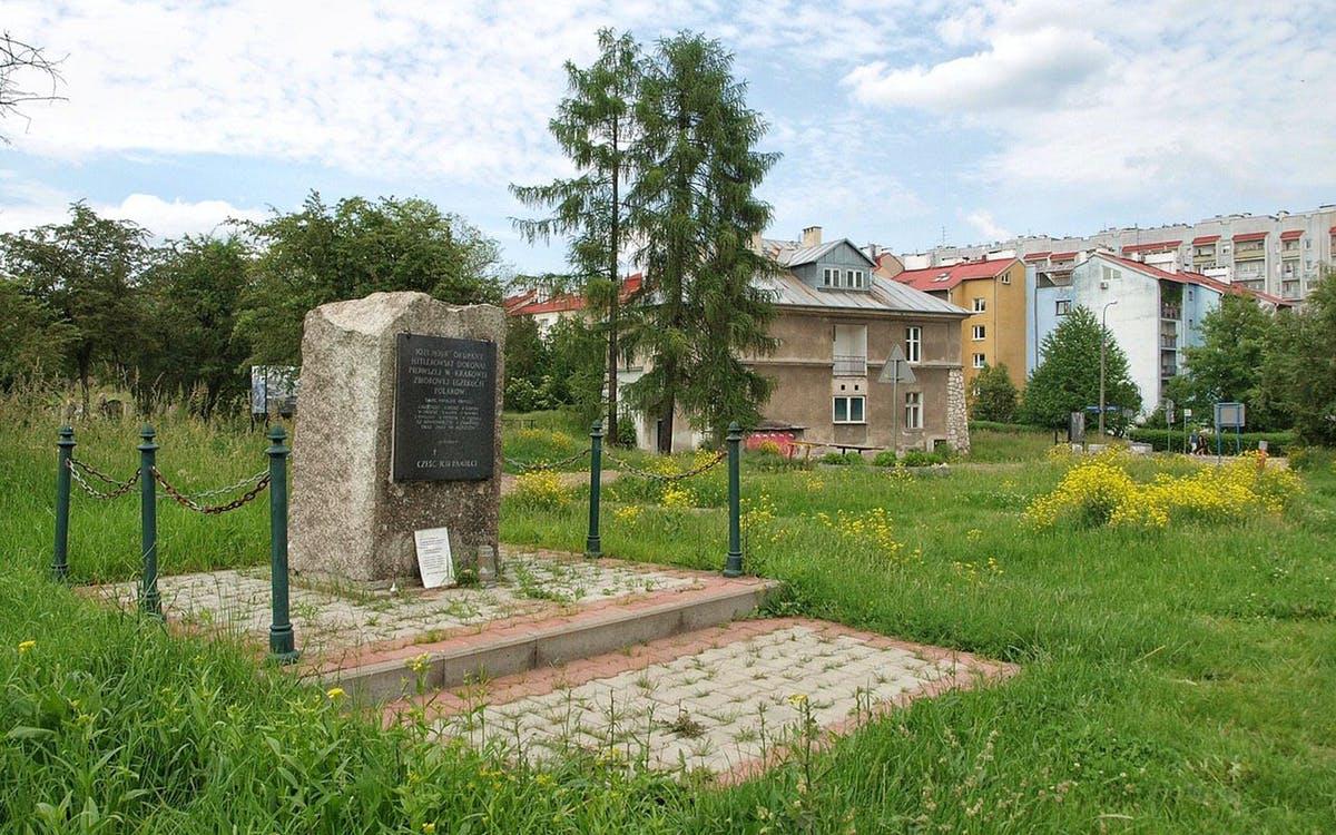 former concentration camp plaszow guided tour-0