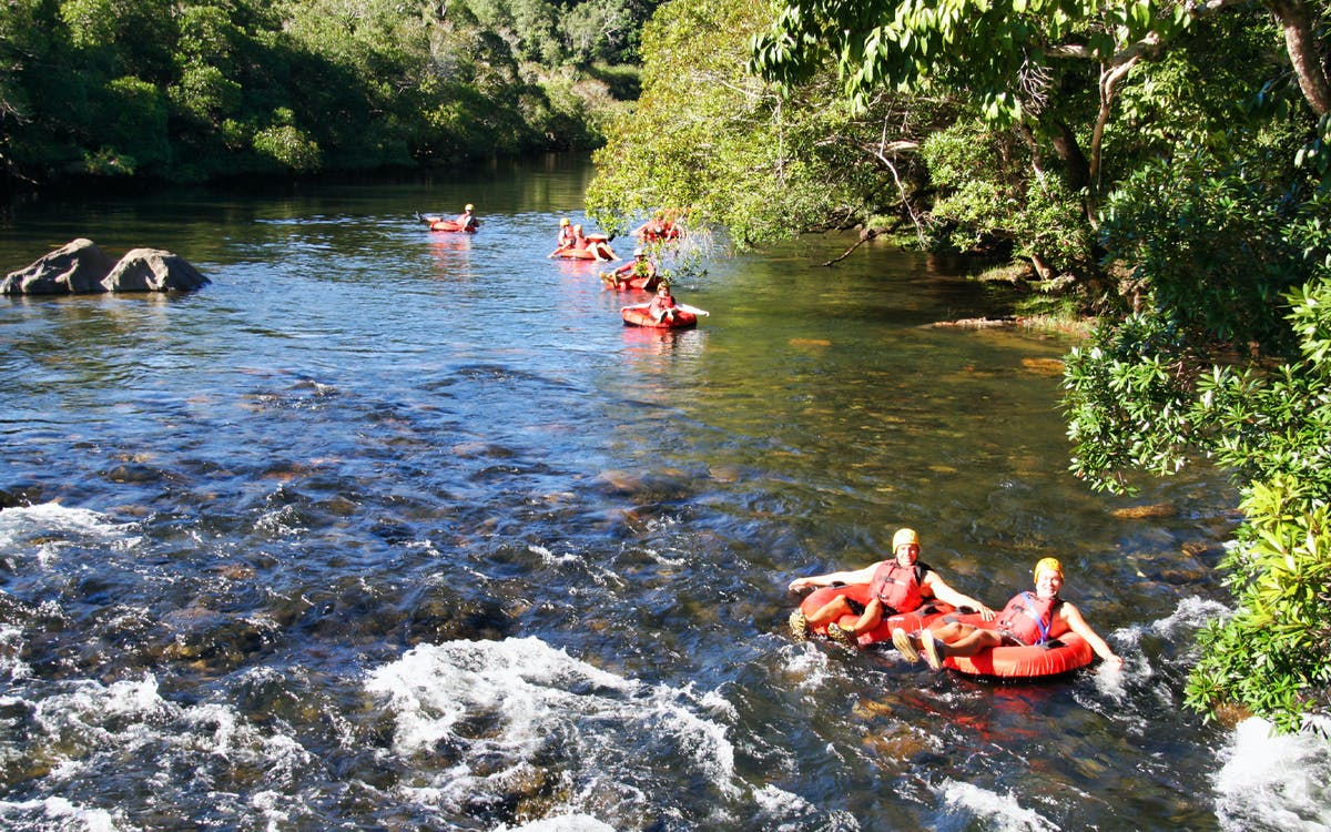 river tubing - half day-0