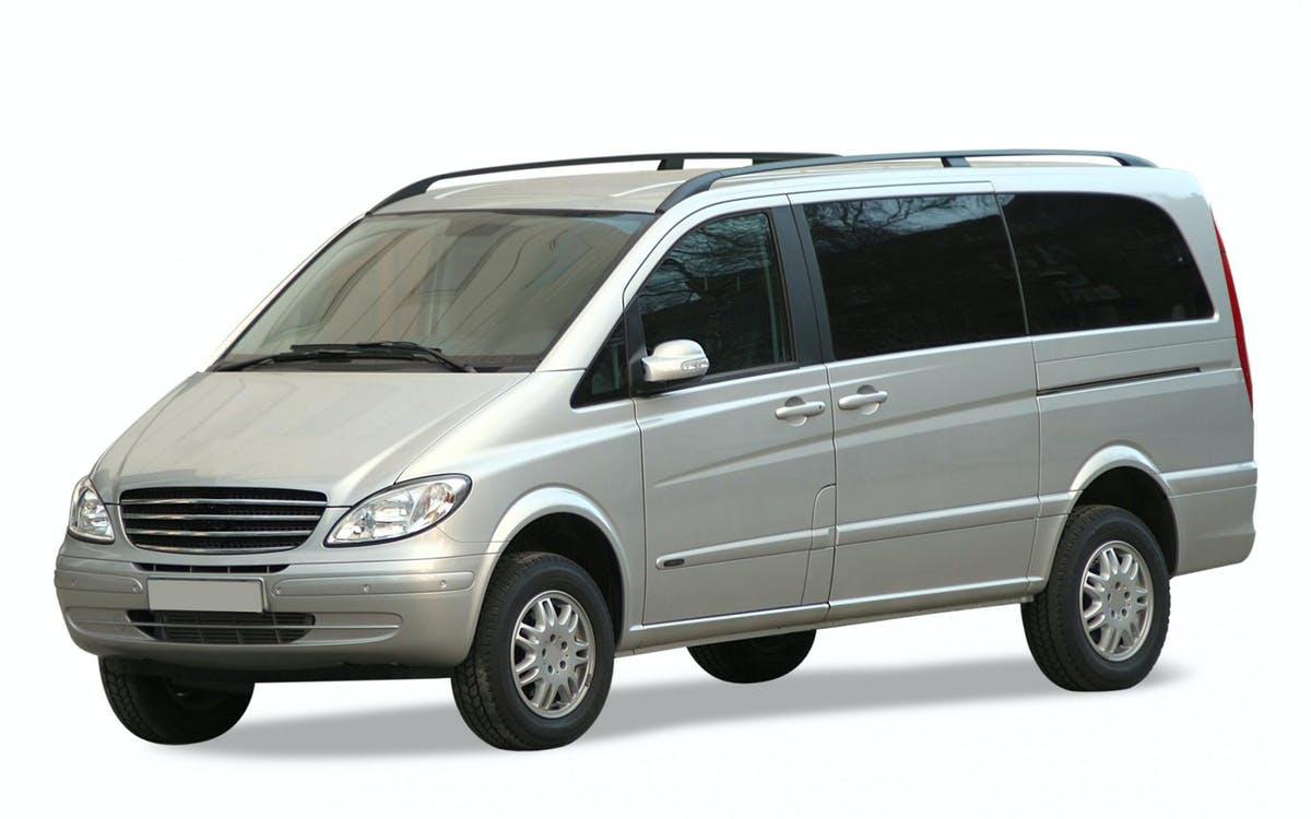 bucharest otp airport transfer by minivan (upto 7 passengers)-0