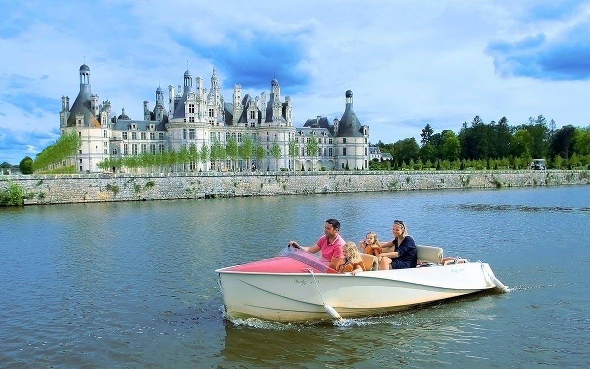 chambord & azay le rideau castles-0