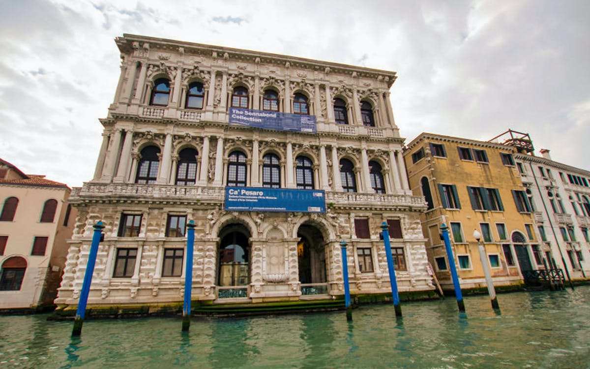 venice boat tour with grand canal and tower climbing-0
