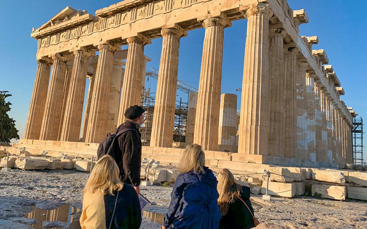 pristine parthenon: acropolis tour & skip-the-line acropolis museum tour-0