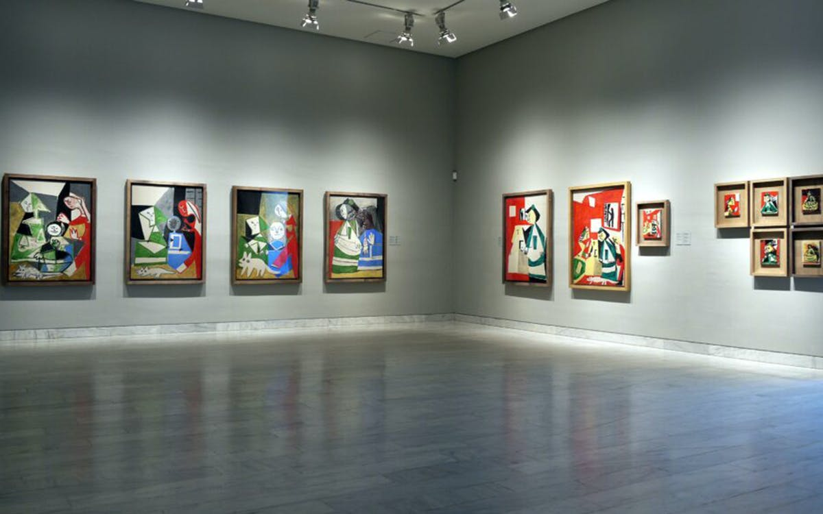 picasso - skip-the-line guided english tour of picasso museum-0