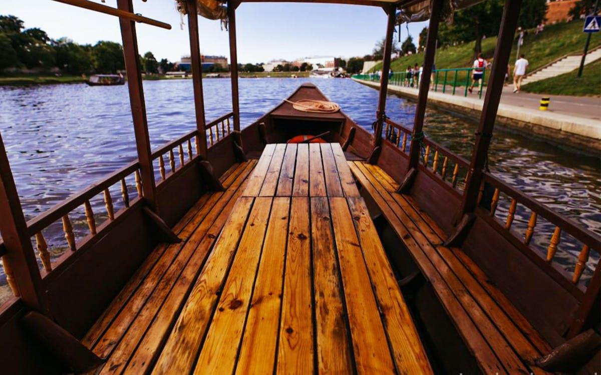 krakow sightseeing on a private gondola cruise-0