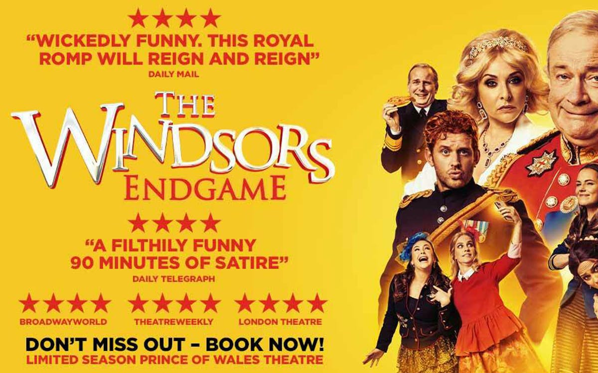 the windsors: endgame-0