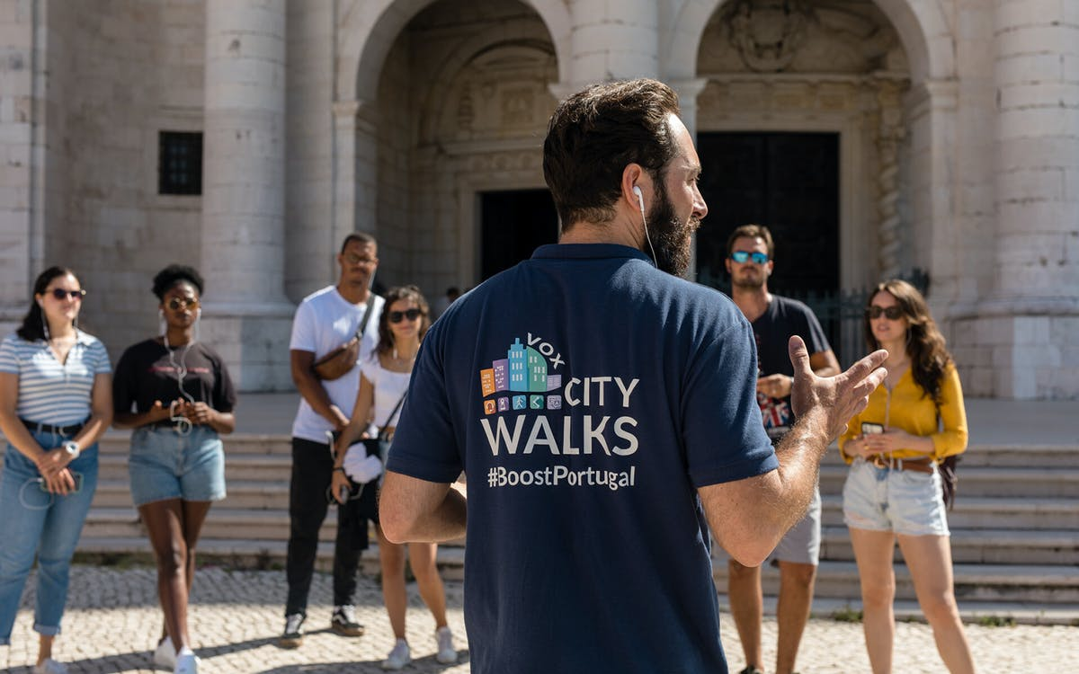 lisbon walking tour pass: 3 guided & 4 self-guided routes-0
