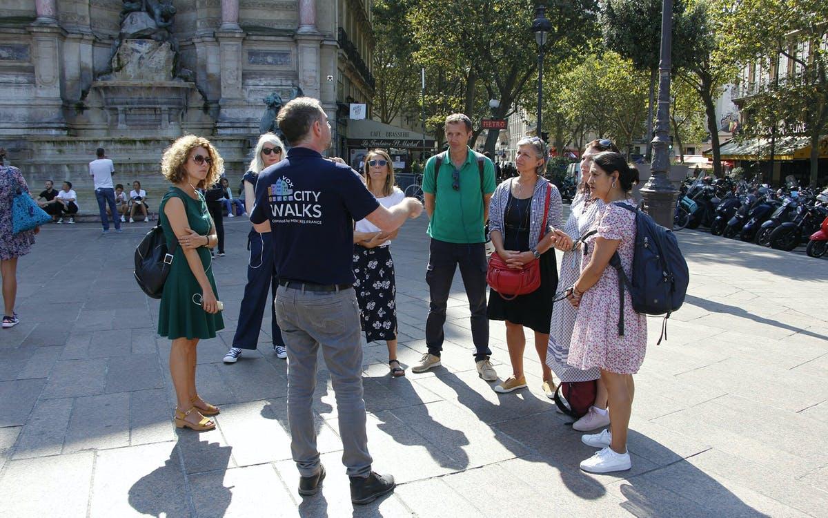 paris hop-on hop-off guided walking tour-0