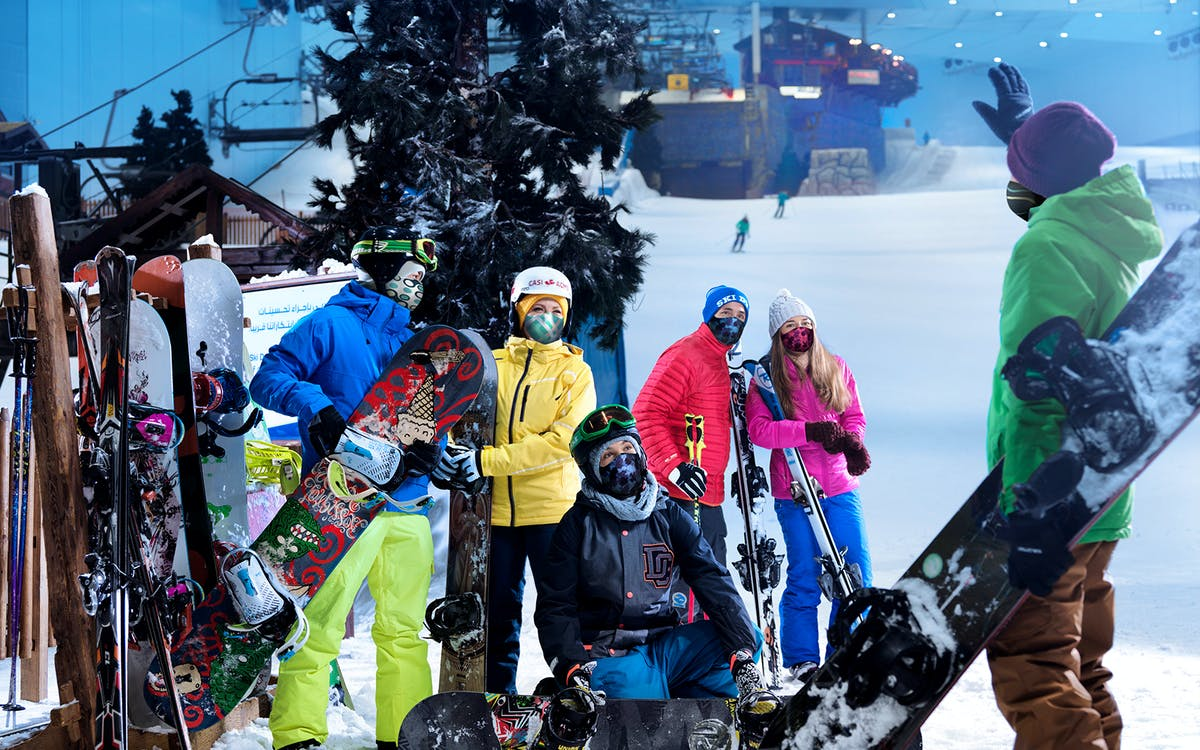 ski dubai: snow daycation pass-0