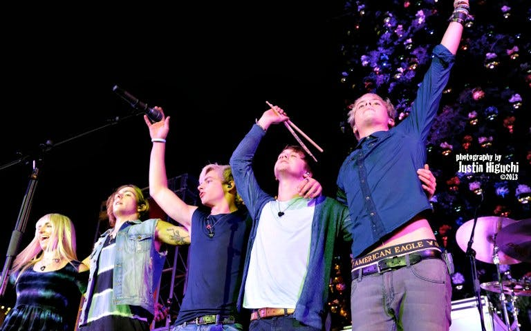 r5 headline tour at the venetian-1
