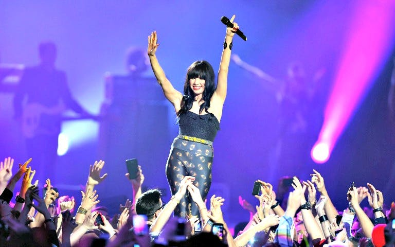 carly ray jepsen at the venetian-1