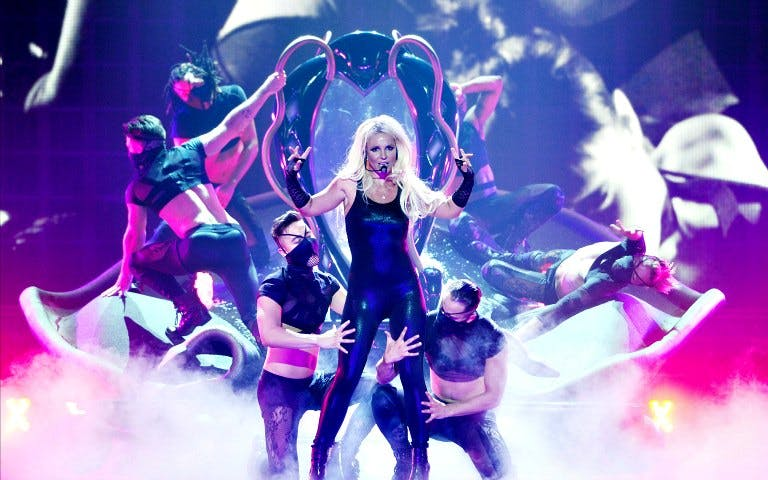 britney spears - piece of me-1