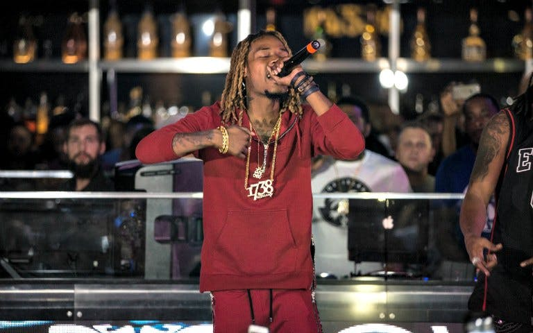 fetty wap at the marquee nightclub nye 2016-1