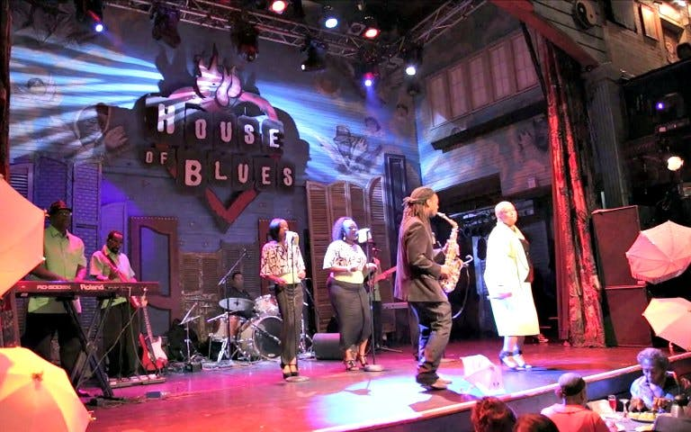 gospel brunch at house of blues-2