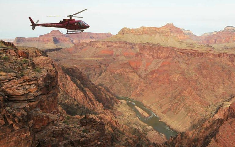 ground shooting & grand canyon heli adventure combo-1