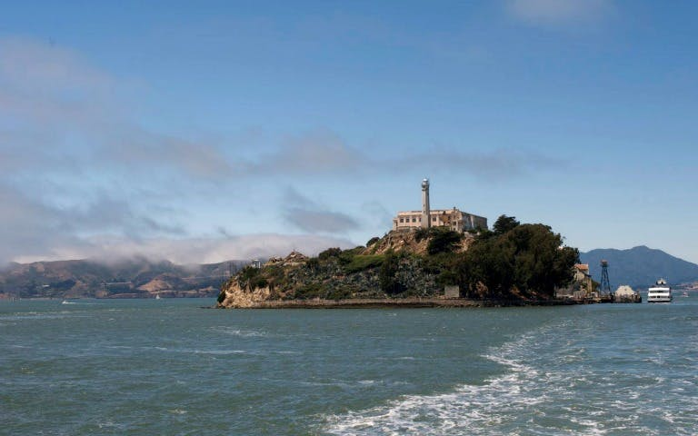Muir Woods, Sausalito & Escape from the Rock