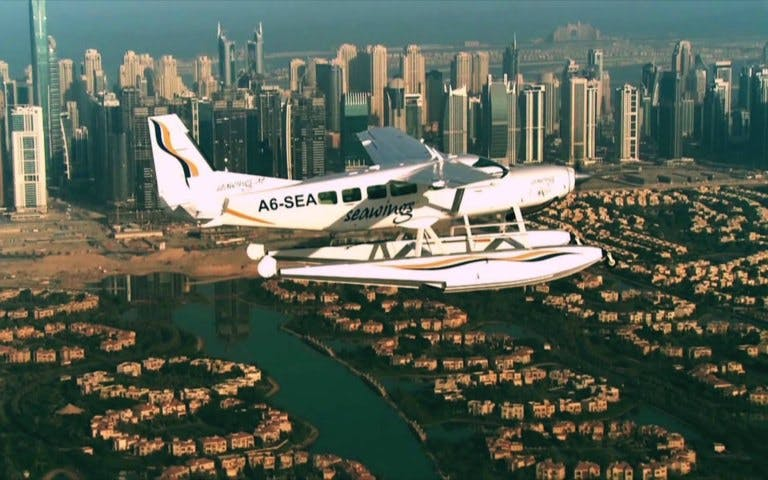 luxury airplane and boat tour -1
