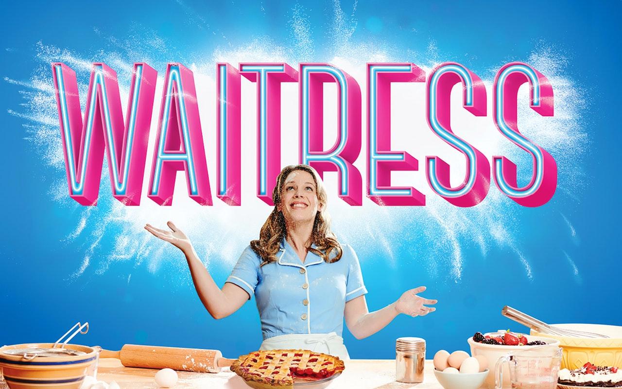 Waitress Show Cover Photo