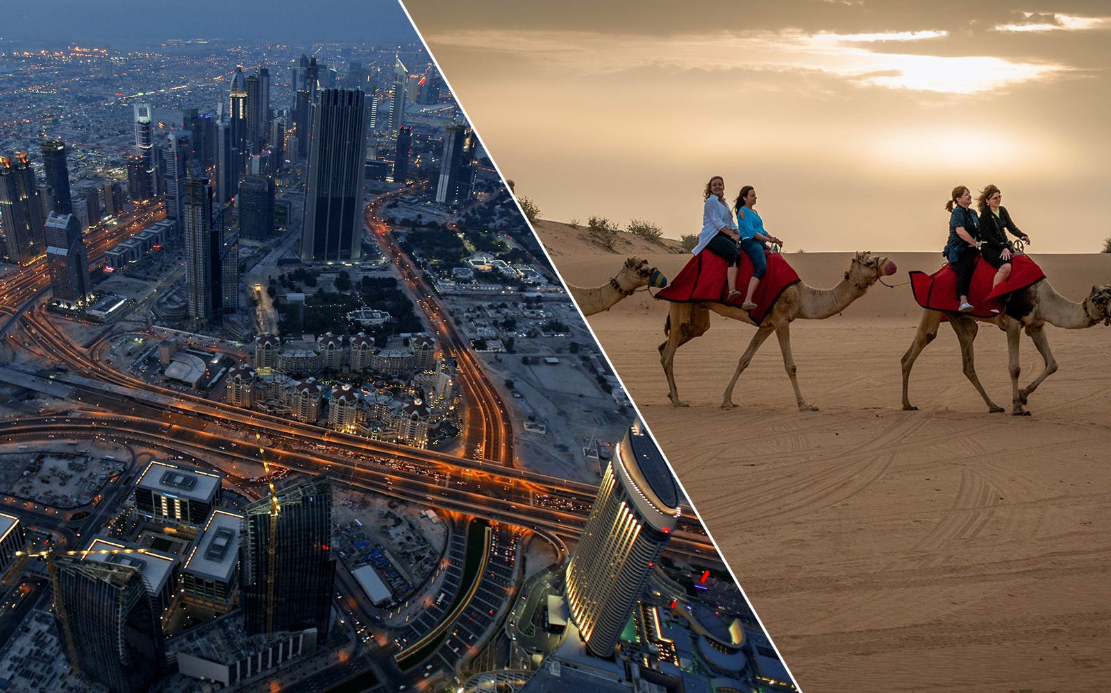 burj khalifa at the top & desert safari combo-1