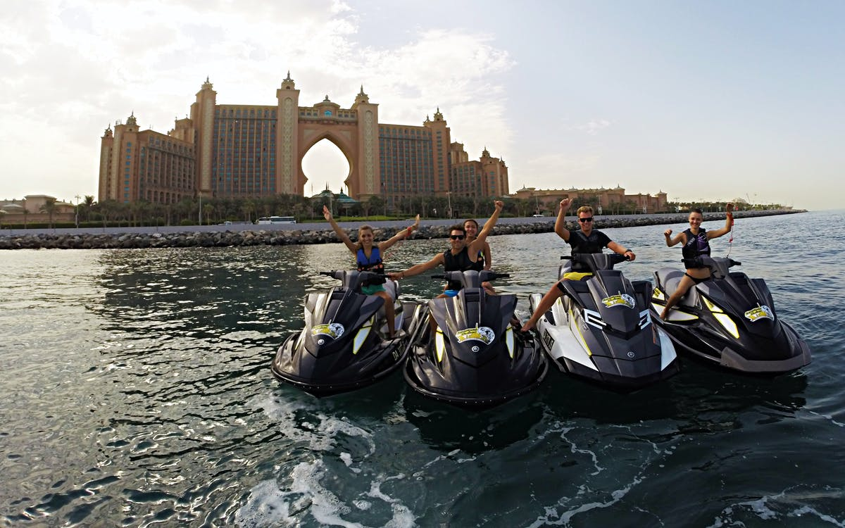 adventure combo: aquaventure waterpark + 30 mins jet ski-3