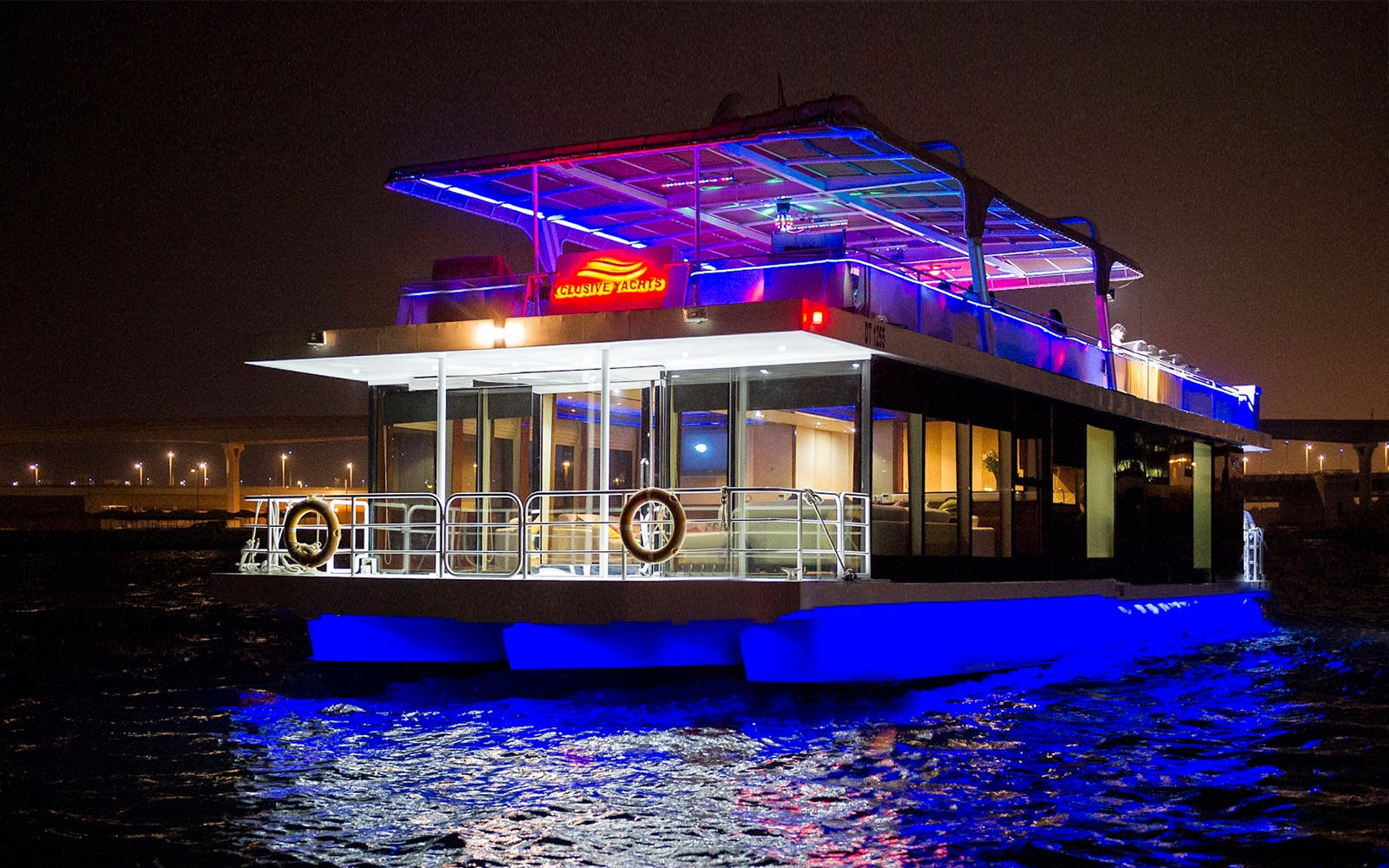Luxury Sunset Cruise with Live Saxophonist