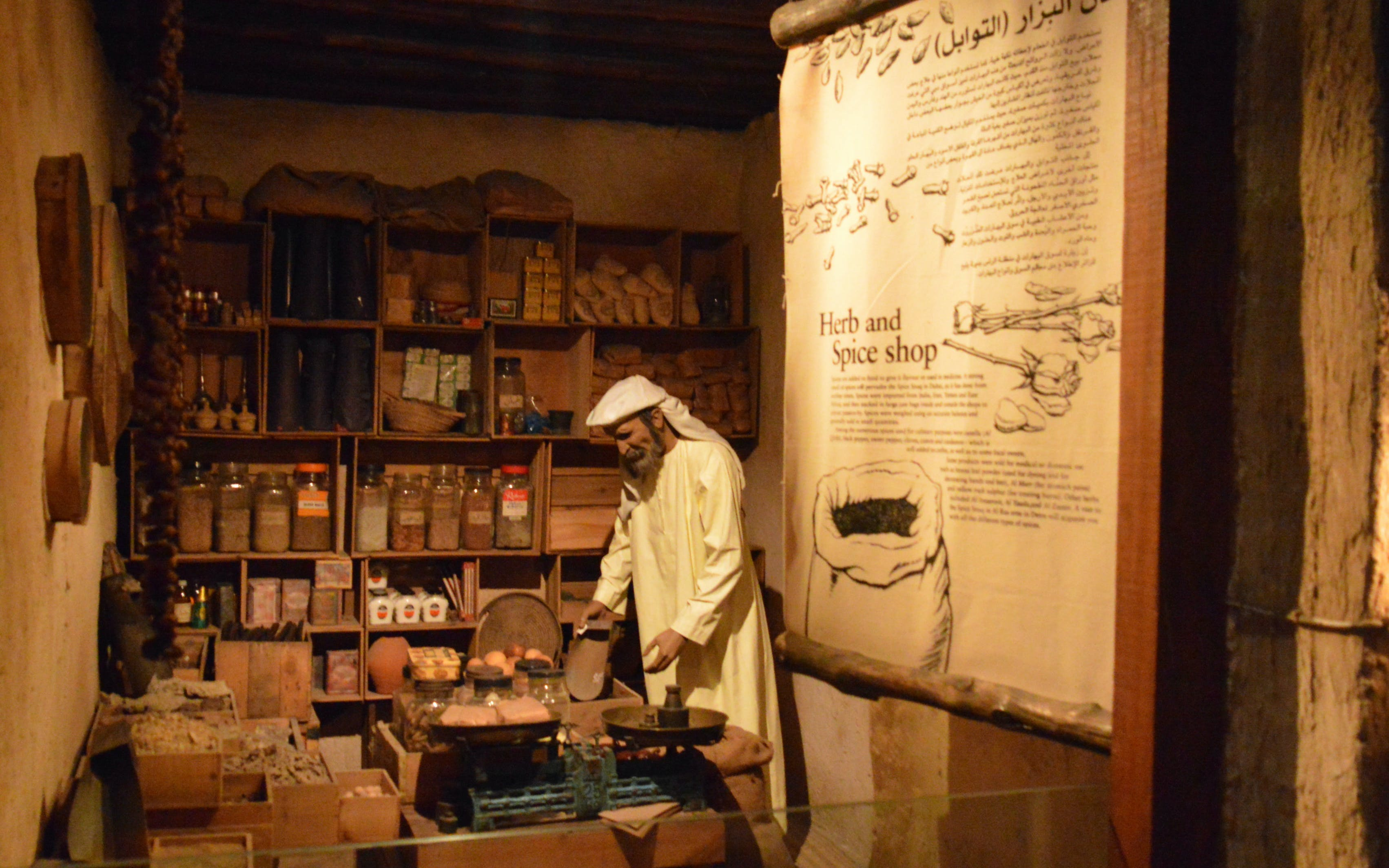 dubai museum tour with transfers-3