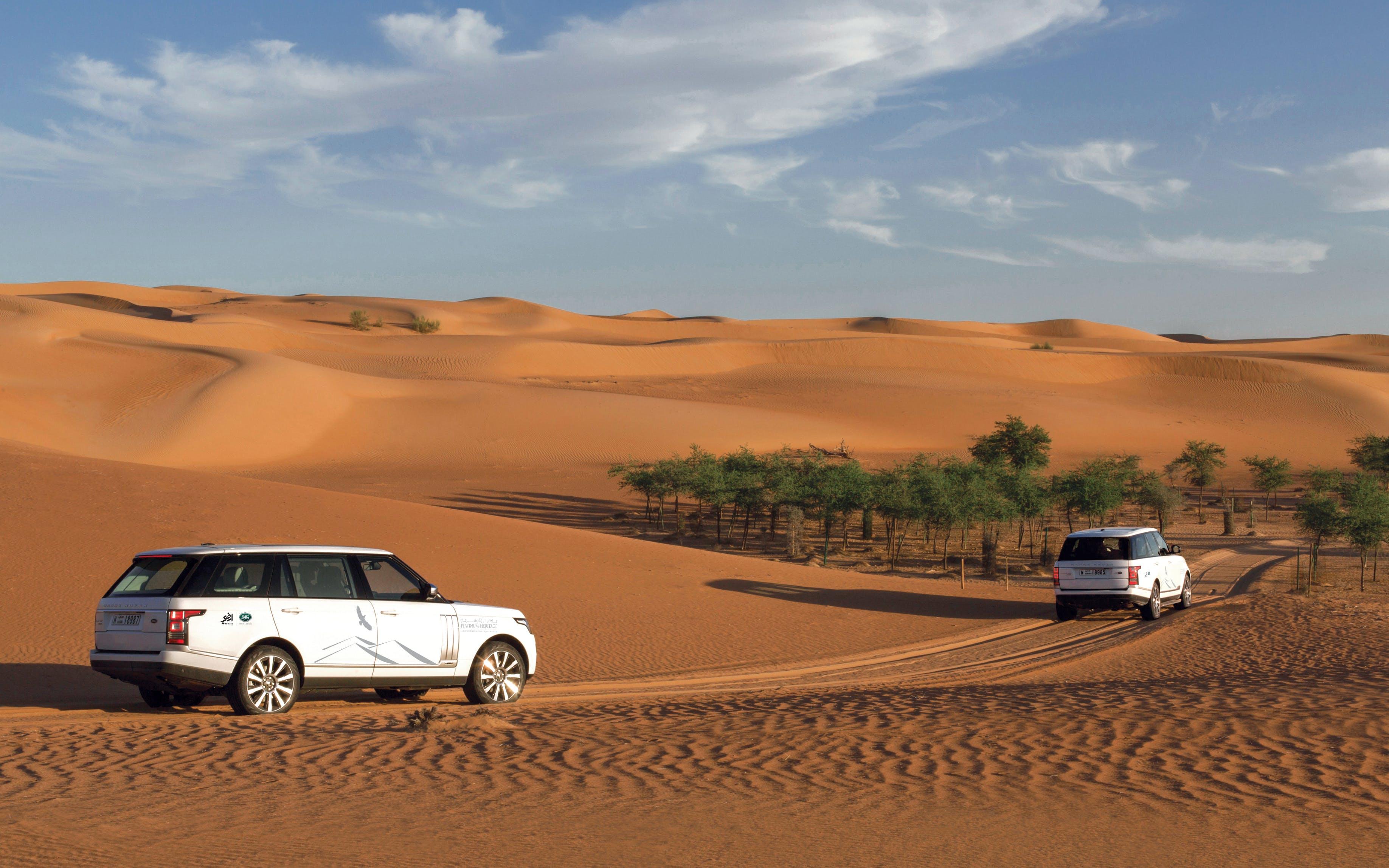 Adventure sports in Dubai - Desert Safari - 2