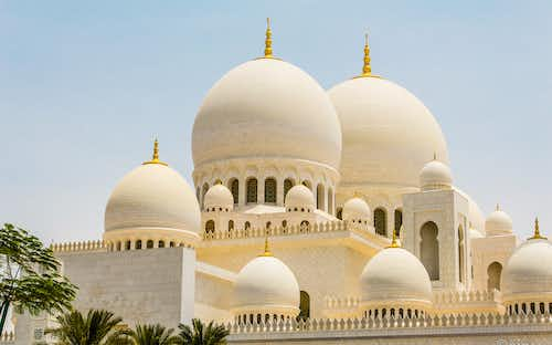 Abu Dhabi Day Trip Guide
