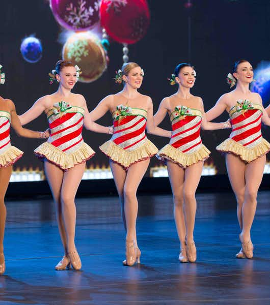 Rockettes Christmas Spectacular Tour  Discounts