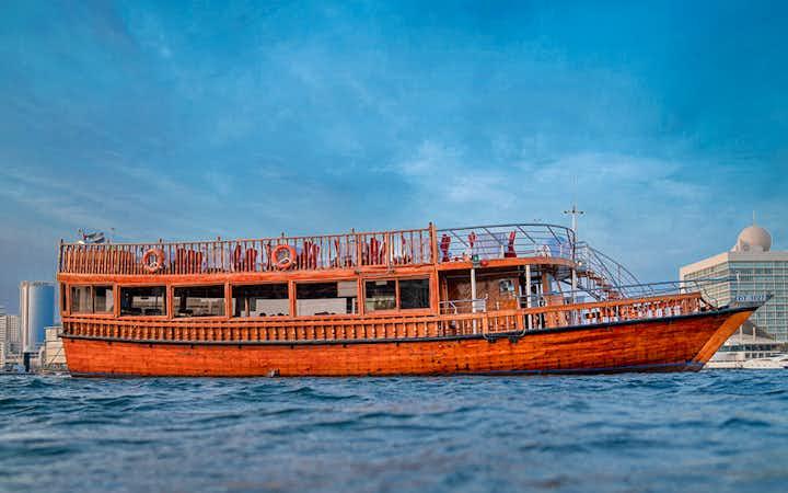 Dubai dhow cruises