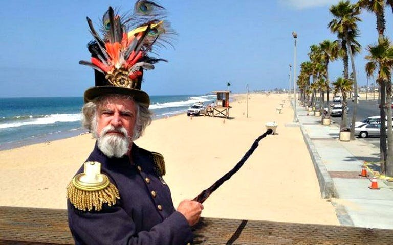Emperor Norton's Waterfront History Tour