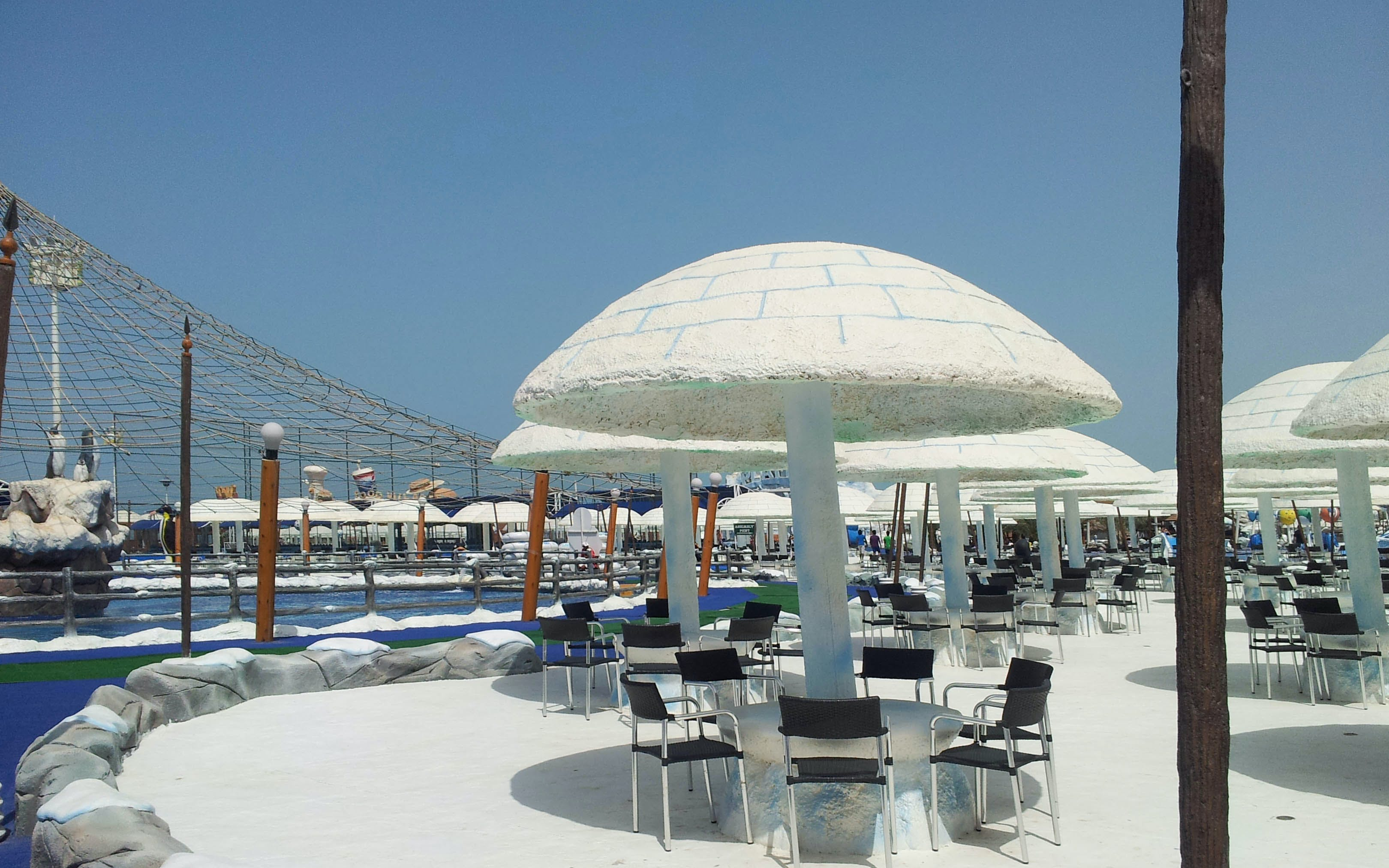 best-water-parks-in-dubai-ice-land-water-park
