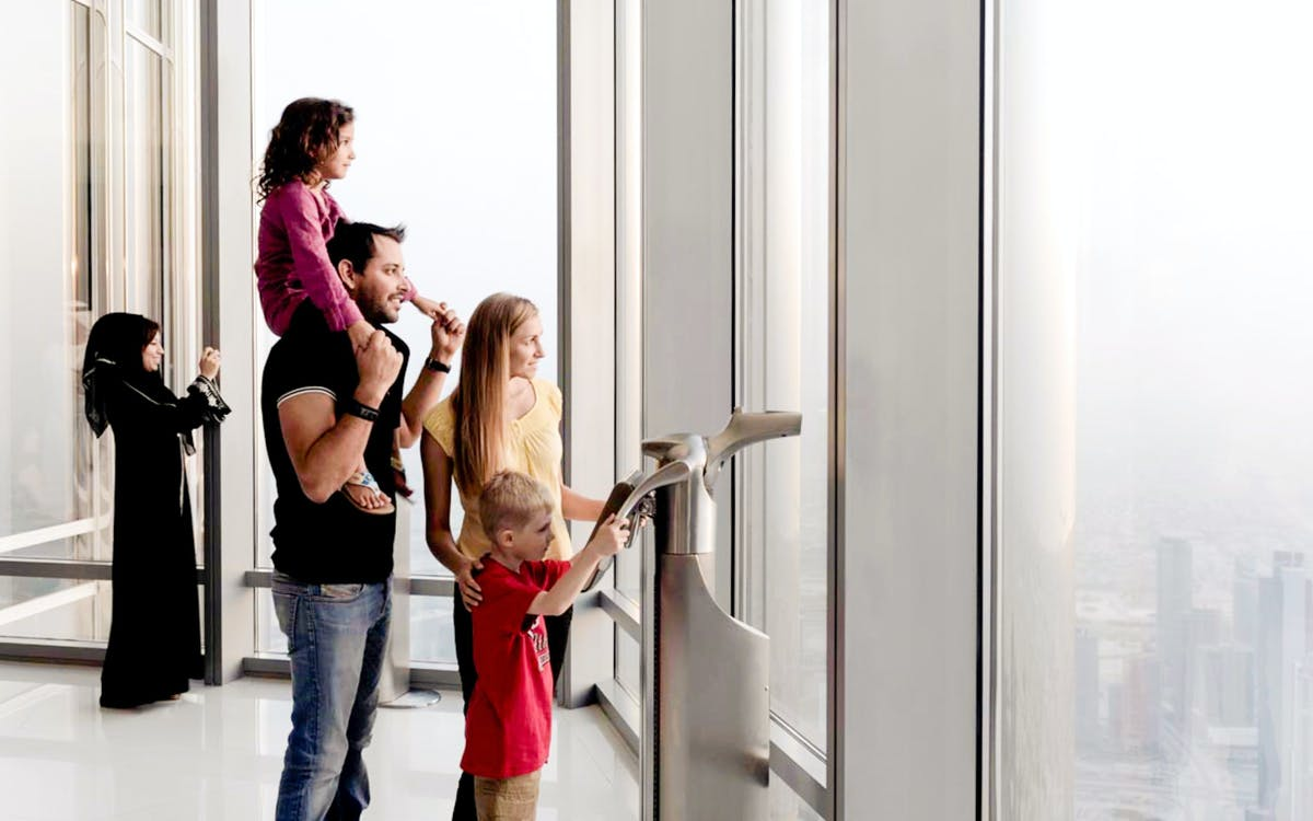 burj khalifa: at the top fast track access (level 124 & 125)-1